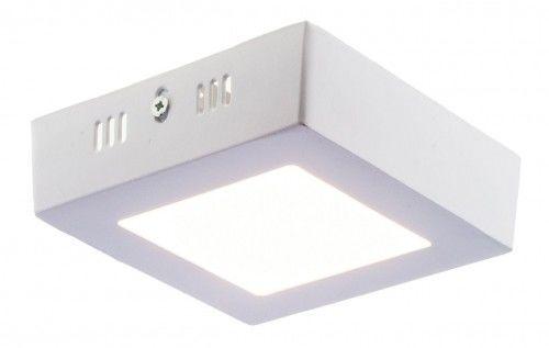 Plafon SQUERE 6W WH YP004-6W-W Auhilonkwadratowa lampa sufitowa