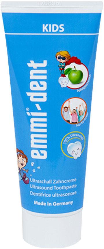 EMAG Emmi-Dent KIDS 75ml - przeciwpróchnicza pasta do zębów dla dzieci do szczoteczek ultradźwiękowych EMMI-DENT