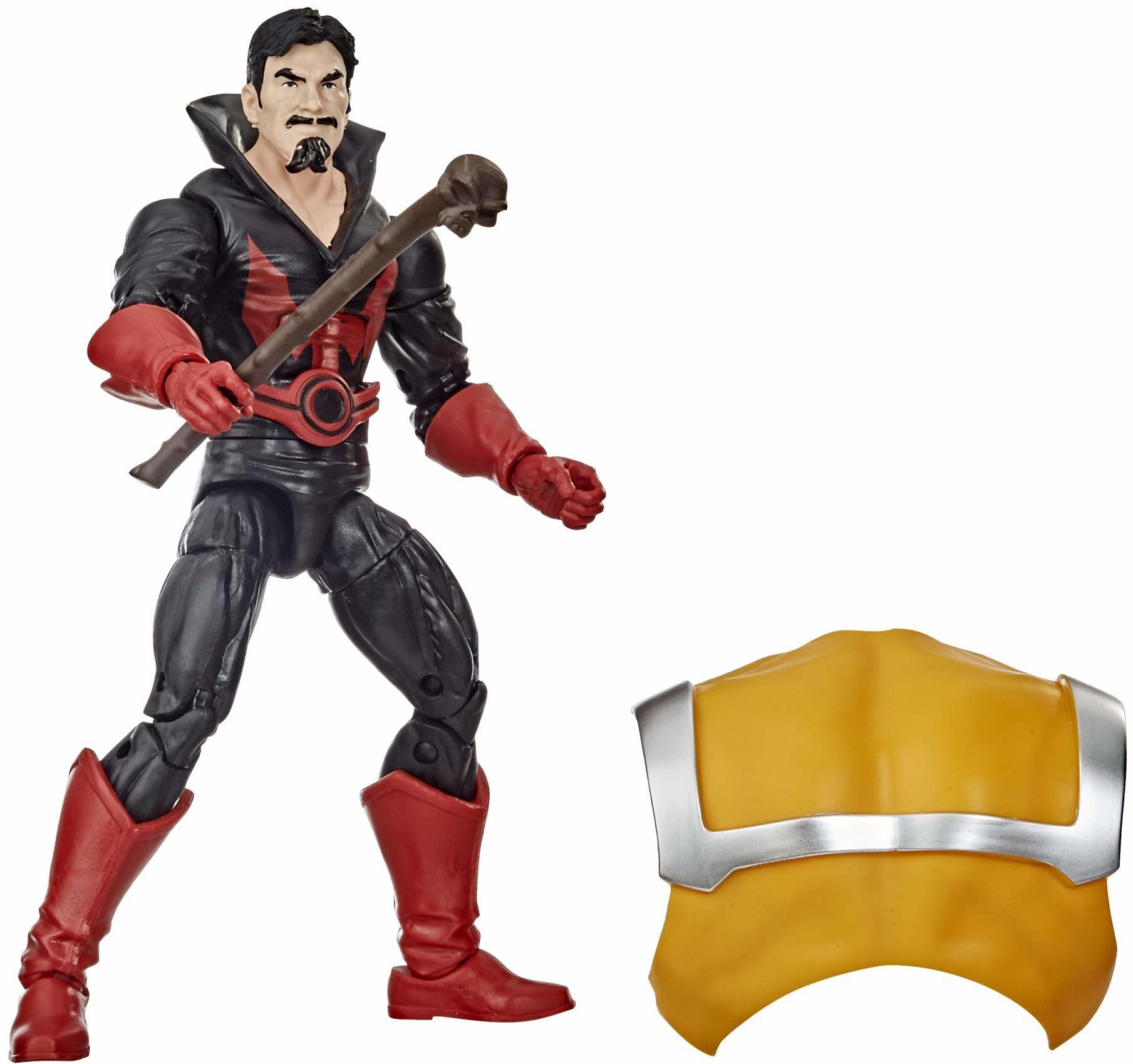 Hasbro Marvel legendy seria Deadpool kolekcja 15 cm czarna Tom Cassidy figurka zabawka design premium i 1 akcesorium