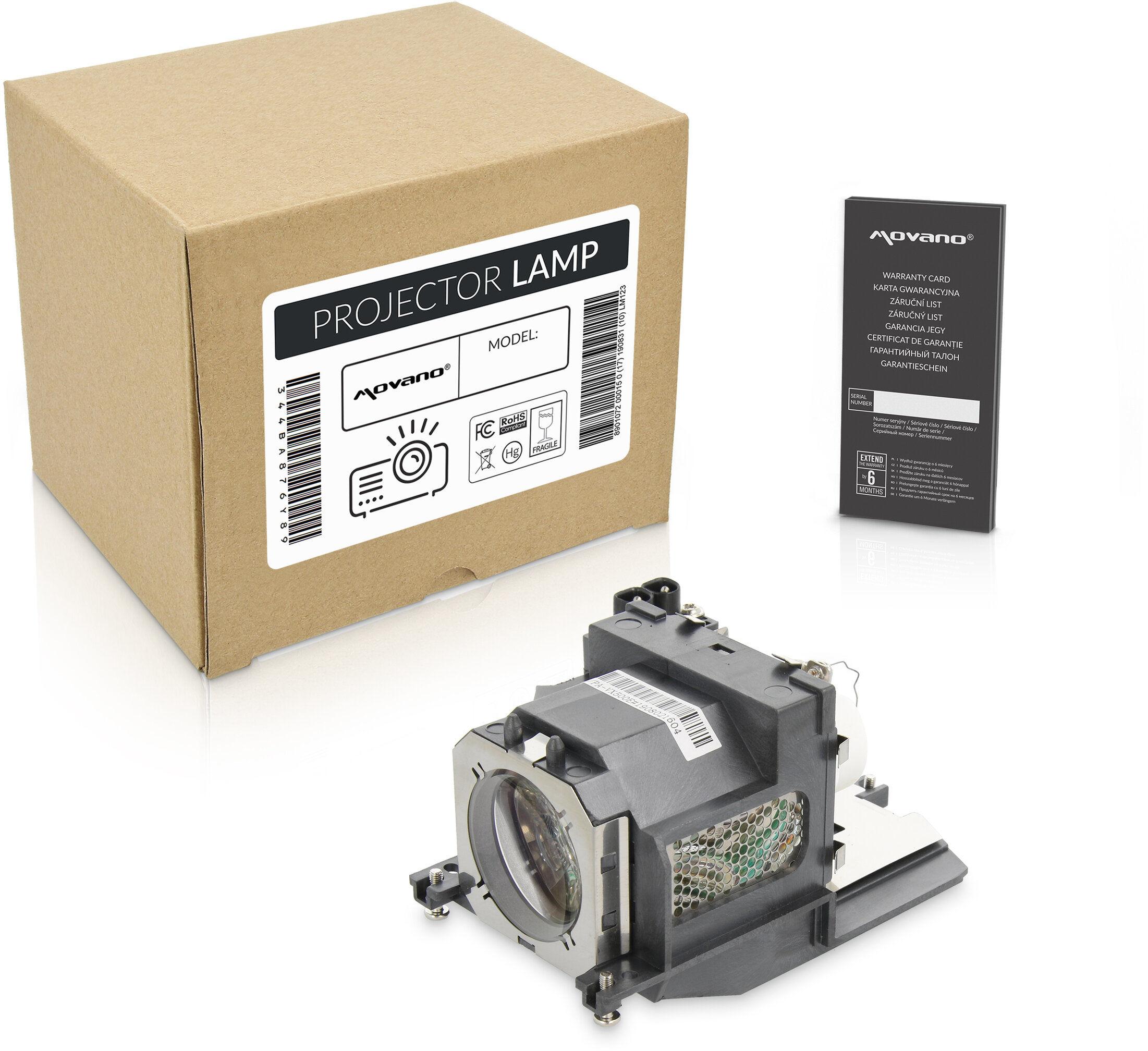 Lampa Movano do projektora Panasonic PT-VX500, PT-VX501EA