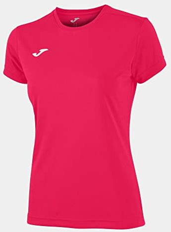 Joma damskie 900248.500 Joma 900248.500 T-shirty damskie - różowy/fuksja, X-Small Pink/Fuchsia XXL