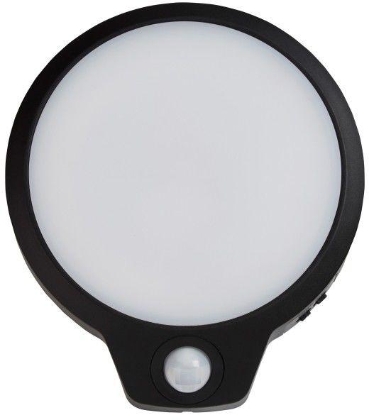 Plafon LED Colours Finley 4000 K 21 cm black