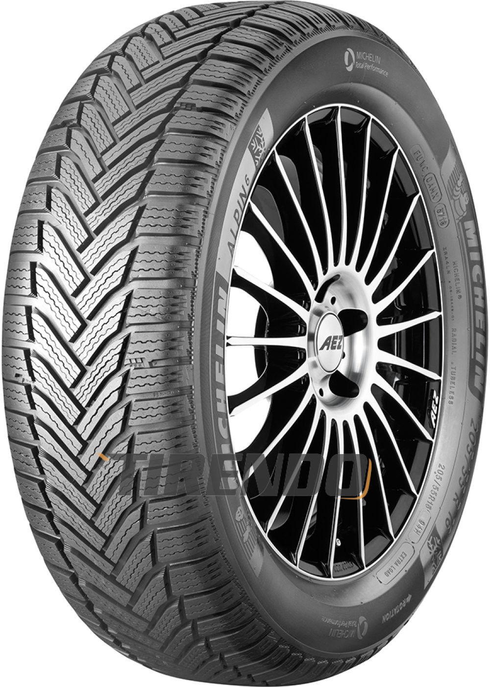 Michelin Alpin 6 205/60R17 93 H