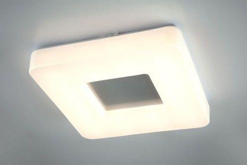 Plafon DETROIT LED 45W HY2634-842 kwadratowa lampa sufitowa