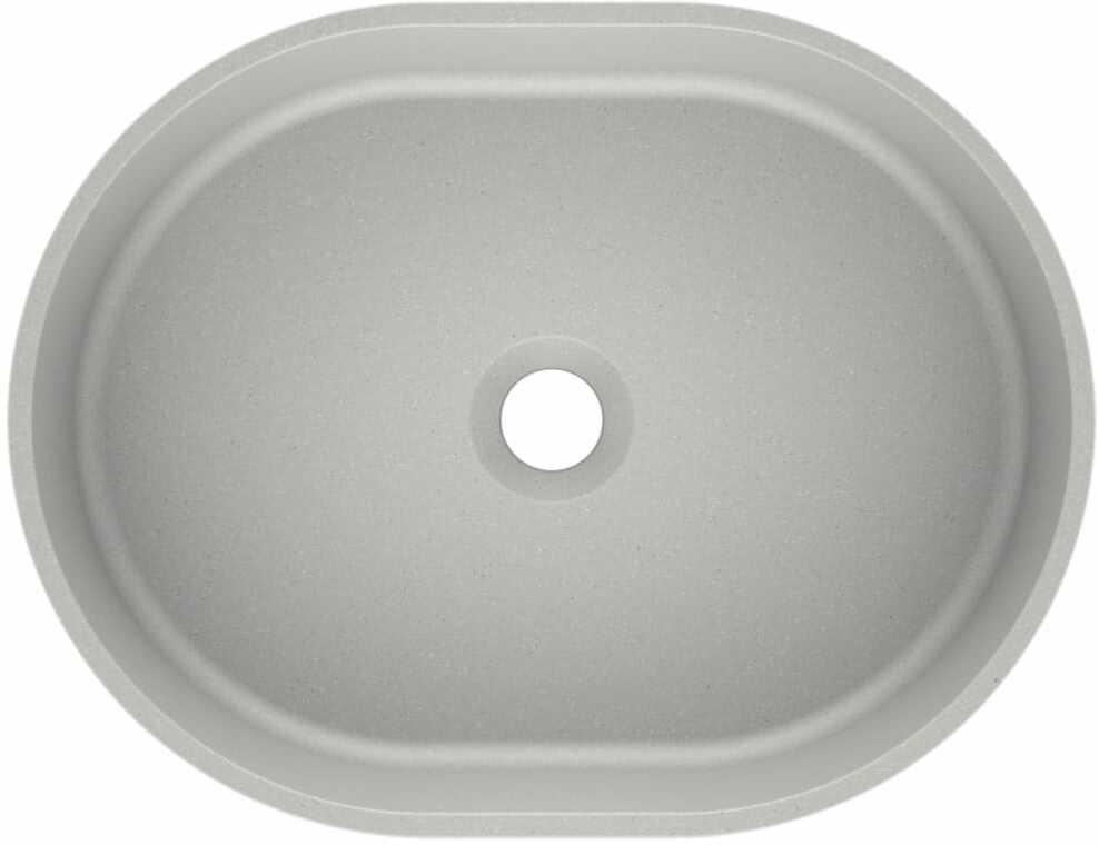Umywalka nablatowa OLIB 48 Beton