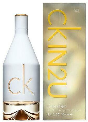 Calvin Klein CK IN2U Her woda toaletowa 100 ml dla kobiet
