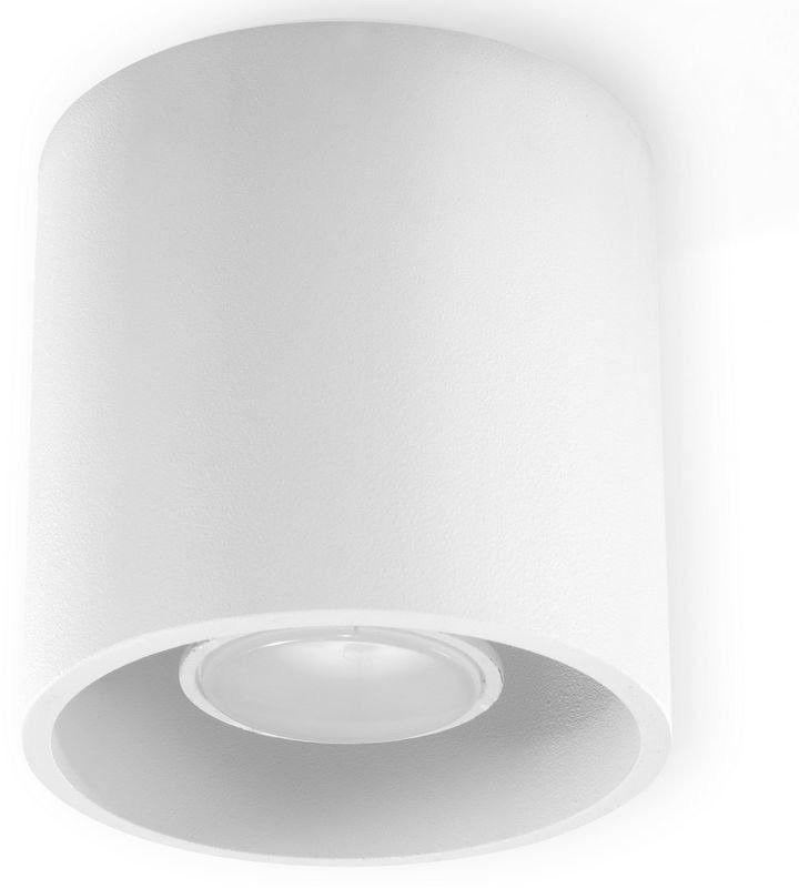 Sollux - plafon orbis 1 - biały