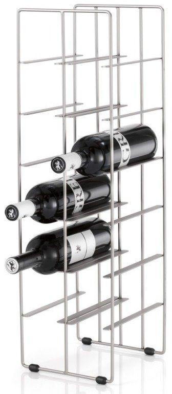 Blomus - pilare - stojak na wino - 12 butelek