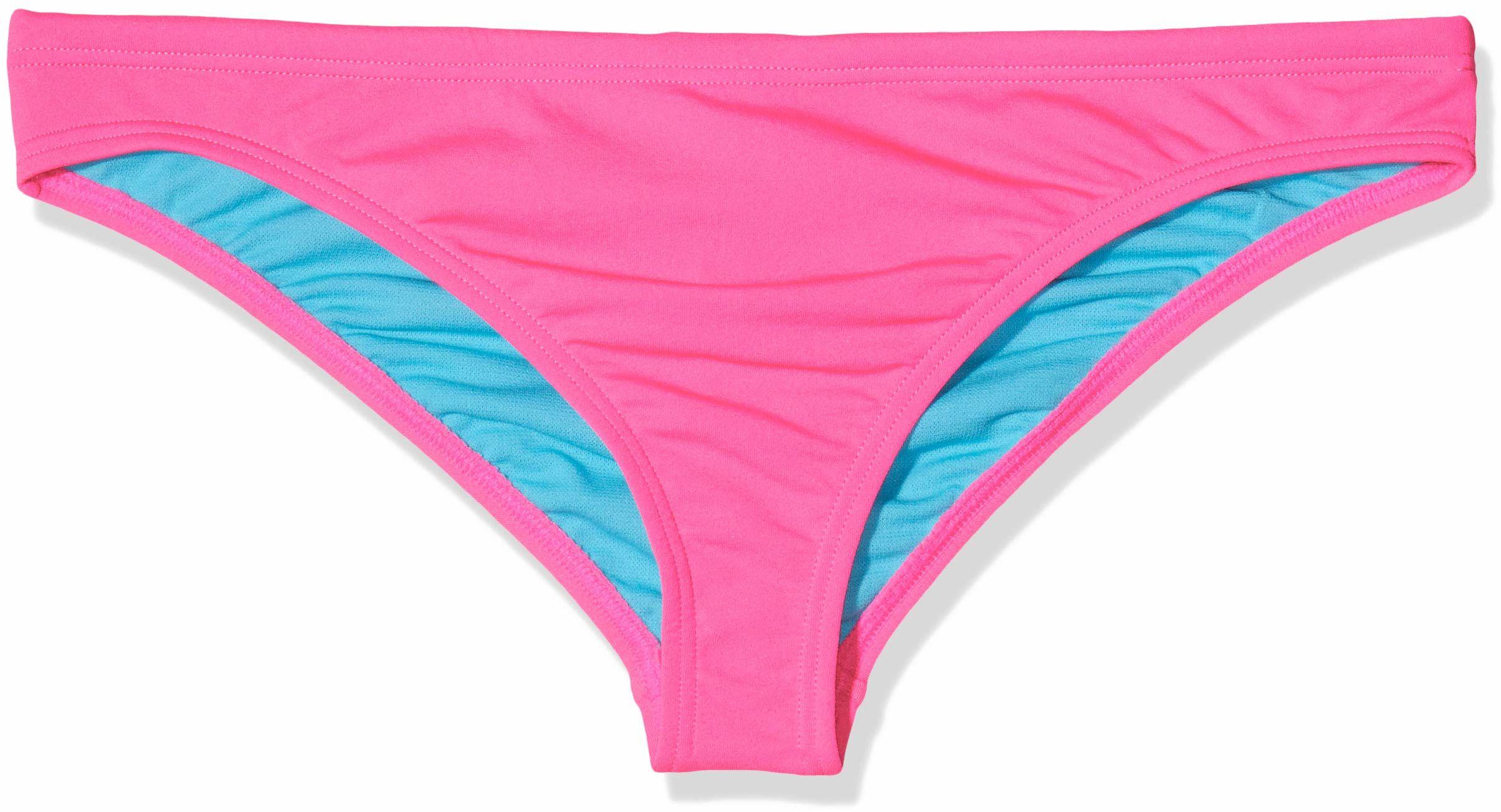 TYR damskie ciała mini bikini basy kąpielówki róża XL