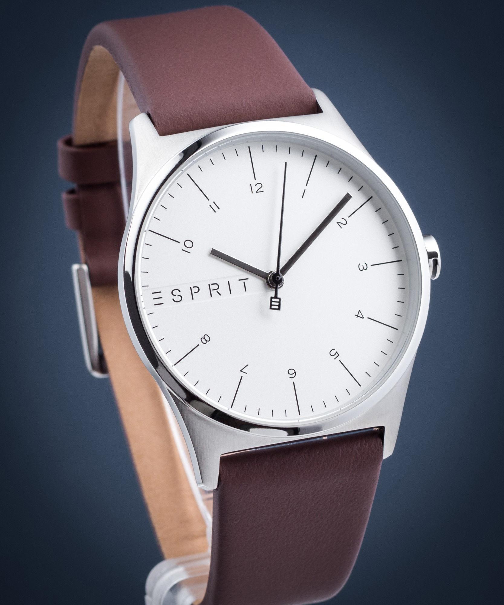 Zegarek Esprit ES1G034L0015 - CENA DO NEGOCJACJI - DOSTAWA DHL GRATIS, KUPUJ BEZ RYZYKA - 100 dni na zwrot, możliwość wygrawerowania dowolnego tekstu.
