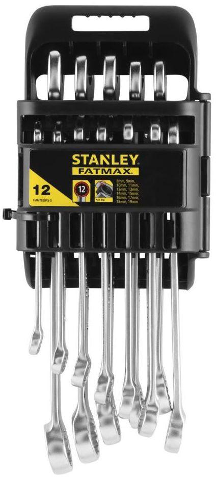 Zestaw kluczy płasko - oczkowych FMMT82845-0 12 szt. Stanley Fatmax