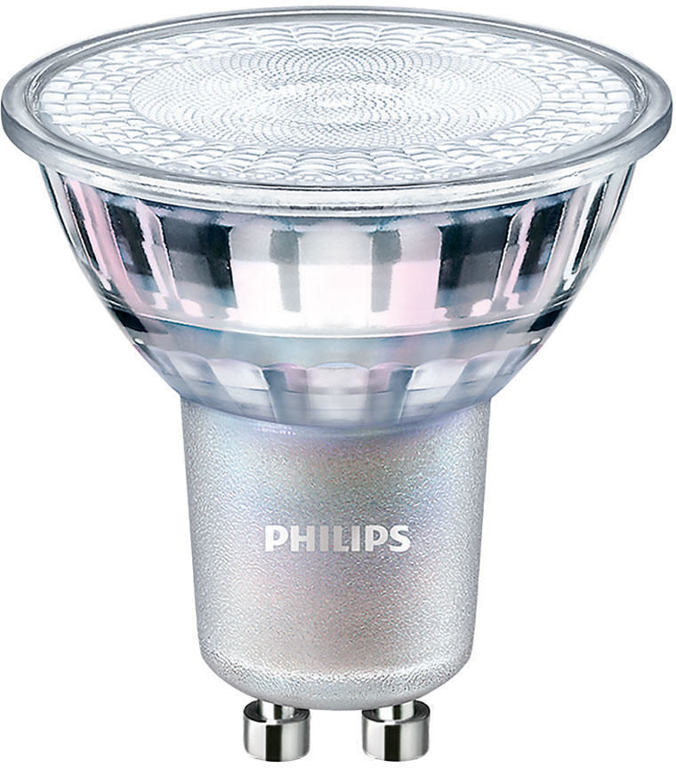 Philips LEDspot MV Value GU10 4.9W 940 60D (MASTER) Najlepsze renderowanie kolorów - Zimna Biel - Regulacja Światła - Zamienne 50W
