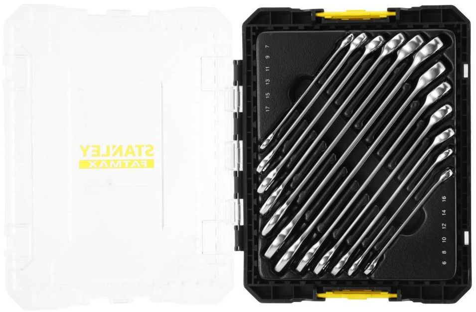 Zestaw kluczy płasko - oczkowych FMMT98104-0 12 szt. Stanley Fatmax