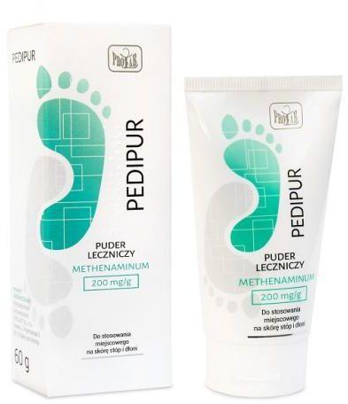 Pedipur 200mg/g puder leczniczy do stóp 60 g