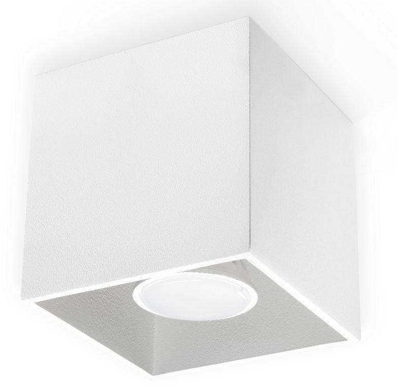 Sollux - plafon quad 1 - biały