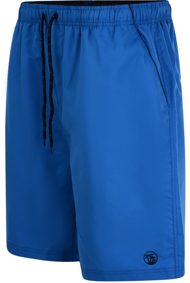 ESPIONAGE SW040 Szorty Kąpielowe Niebieskie Duże Rozmiary