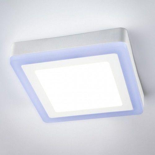 Plafon DOS 6W YP005PS-6W Auhilon kwadratowa lampa sufitowa