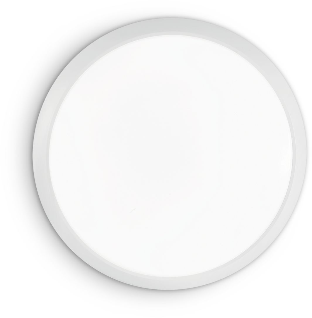 Kinkiet Gemma 252599 Ideal Lux lampa ścienna w kolorze białym