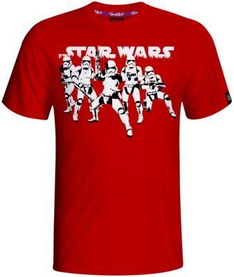 Koszulka GOOD LOOT Star Wars Stormtroopers Squad T-shirt - rozmiar L