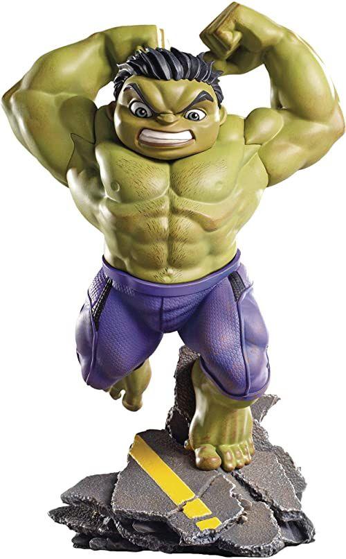 Iron Studios - Infinity Saga - Hulk Minico