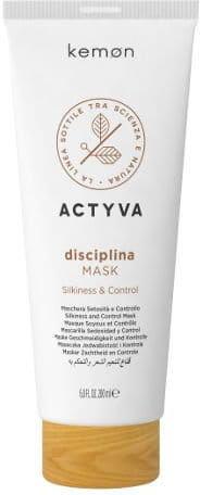 Kemon Actyva Disciplina Mask Maska Dyscyplinująca 200ml
