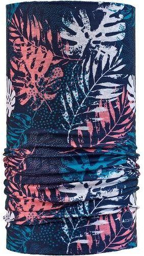 CAIRN chusta wielofunkcyjna MALAWI TUBE niebiesko różowa,3267654909401