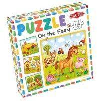 Moje pierwsze puzzle: Farma 4x6el.