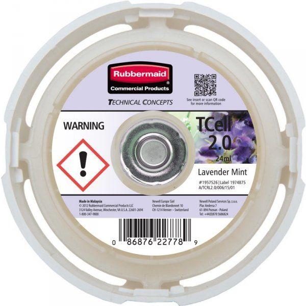 Odświeżacz powietrza TCell  2.0 Lavender Mint