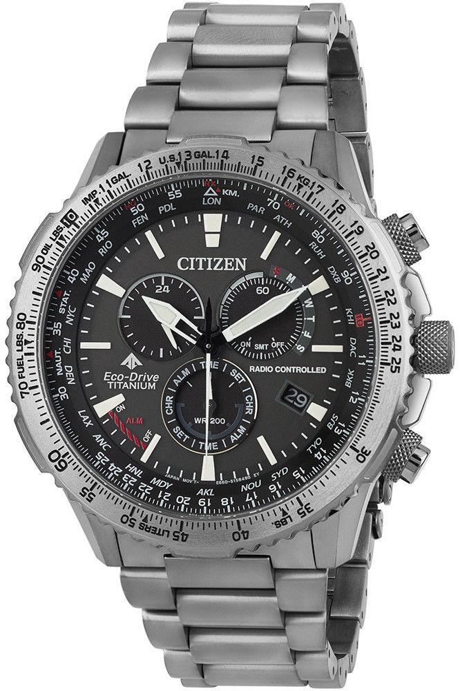 Zegarek męski Citizen Promaster Sky CB5010-81E