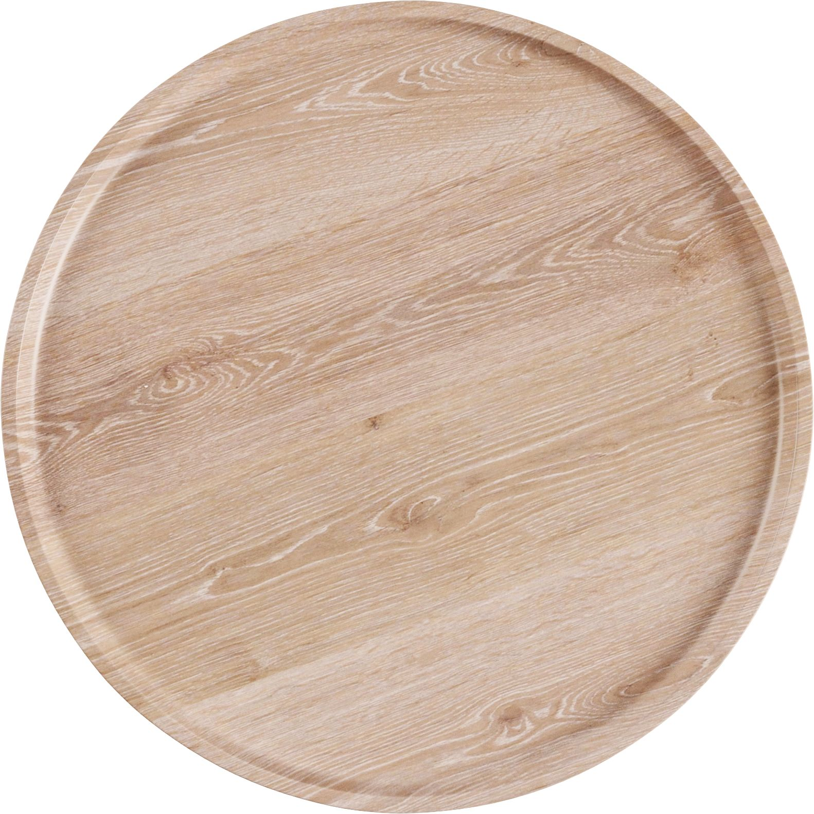 Taca SACKit Serving Tray white stained oak