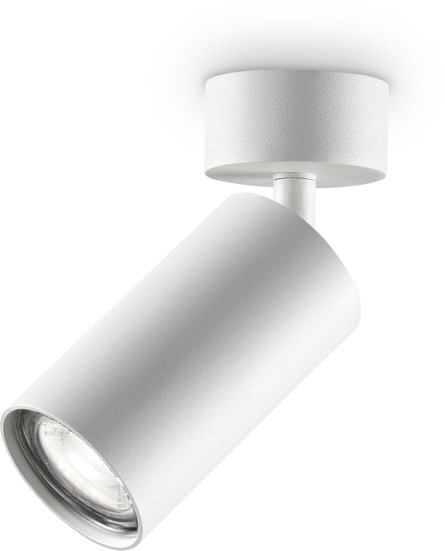 Reflektor kierunkowy Dynamite 231495 Ideal Lux lampa sufitowa w kolorze białym