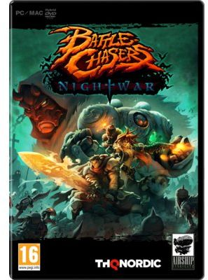 Gra PC Battle Chasers: Nightwar
