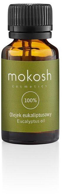 Olejek eteryczny eukaliptusowy 100% Mokosh 10 ml