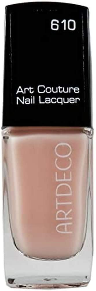 ARTDECO Art Couture Nail Lacquer, lakier do paznokci różowy, nr 610, nude