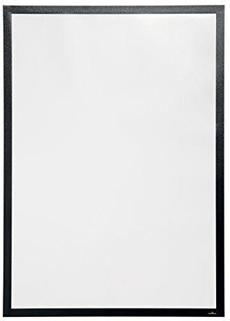 Ramka magnetyczna samoprzylegająca Duraframe Poster Sun A2 - czarna / 1 szt.