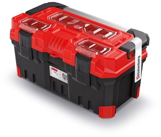 Skrzynka Narzędziowa TITAN KTIPA5025 Czerwona Kistenberg