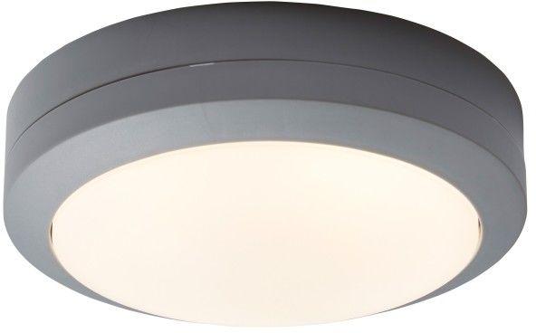Plafon LED Colours Sanbo 4000 K 20 cm grey