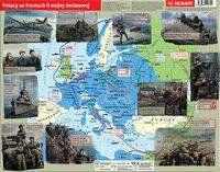 Puzzle ramkowe 72 Polacy na frontach II wojny światowej