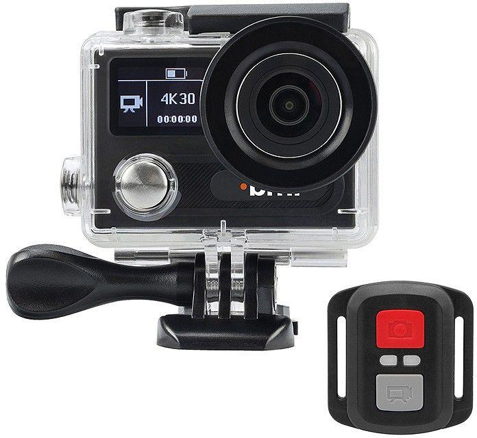 BML cShot5 4K Kamera sportowa + Akcesoria - Natychmiastowa wysyłka