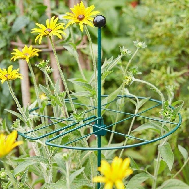 Podpora do roślin Verve siatkowa śr. 33 cm