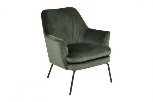 Fotel Chisa VIC zielony