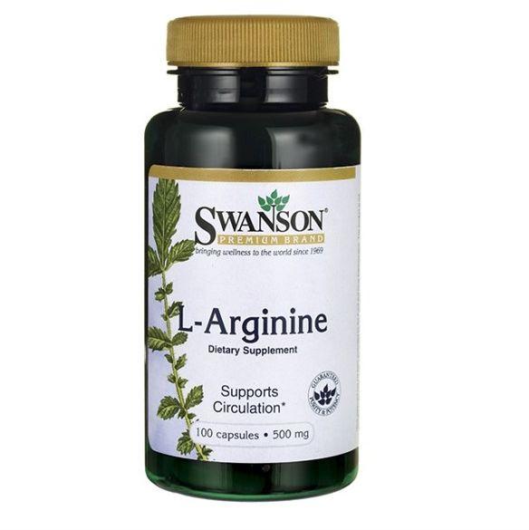 L-Arginine 100kap