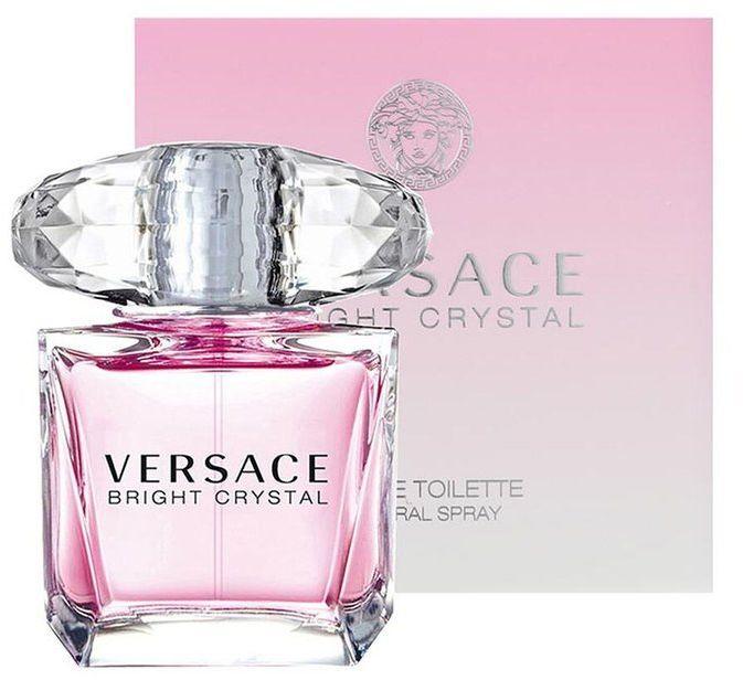Versace Bright Crystal 50ml woda toaletowa [W]