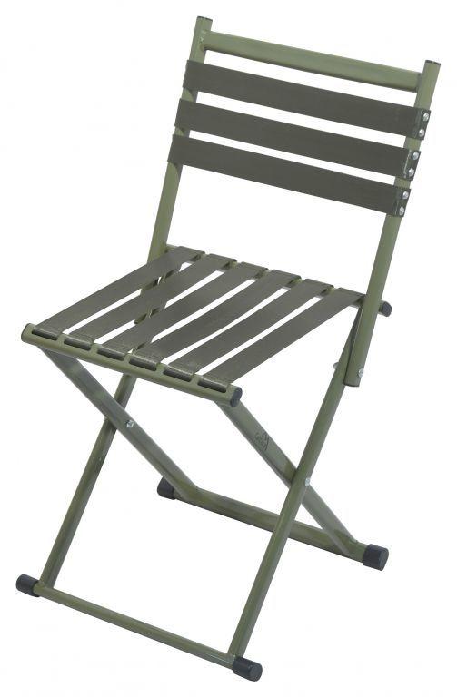 Składane krzesło kempingowe Nature - 37 x 70 x 33 cm