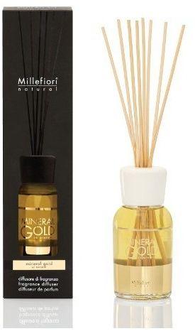 Pałeczki zapachowe Mineral Gold 250ml Millefiori