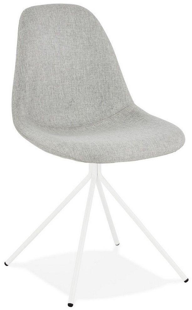 Kokoon design - krzesło floppy, szare