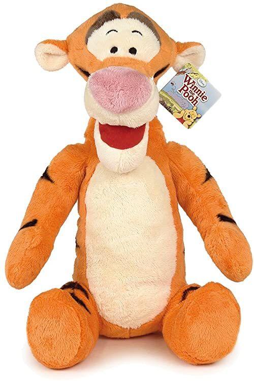 Protrader Klasyczny tygrys 43 cm Pdp110 pluszowe zwierzątka, las, wielokolorowy, 8055323620710