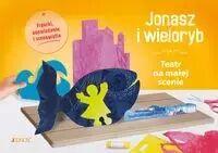 Jonasz i wieloryb Teatr na małej scenie - Opracowanie zbiorowe