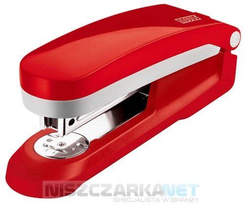 Zszywacz biurowy NOVUS E 25 - czerwony