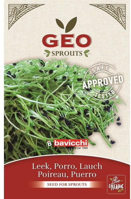 Por - nasiona na kiełki GEO certyfikowane Bavicchi 6 g